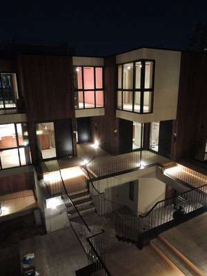 2014'  青豆ハウス -TOKYO-   (Architect:ブルースタジオ)
