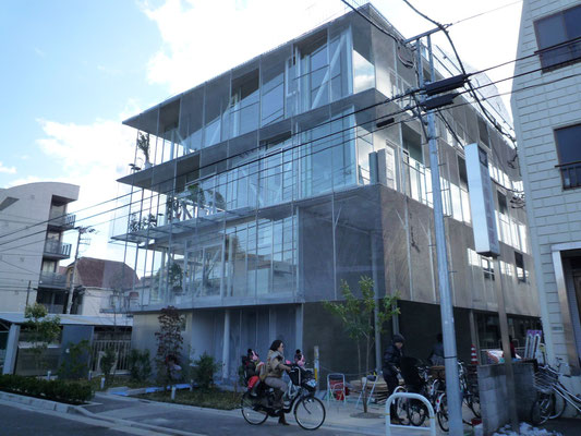 2013'  コマツナギテラス -TOKYO-     (Architect:佐藤光彦建築設計事務所)