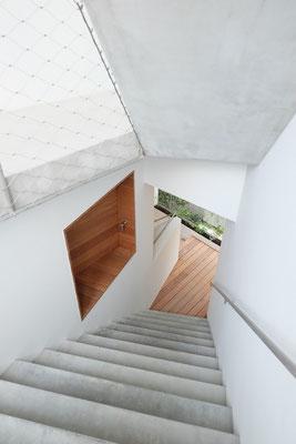 2015'  北千束の集合住宅 -TOKYO-  (Architect:黒川智之建築設計事務所)
