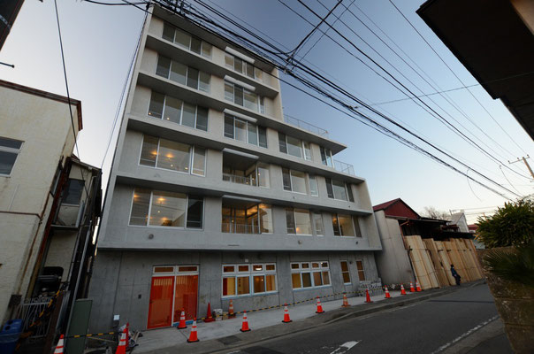 2014'  F-TERRACE -YOKOHAMA-   (Architect:加藤晴司建築設計事務所)