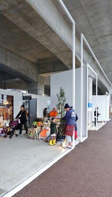 2015'  中央線高架下プロジェクト -HIGASHIKOGANEI- (Architect:リライトデベロップメント)