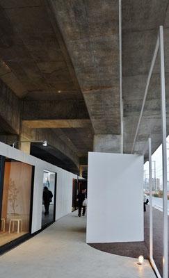 2014'  中央線高架下プロジェクト -HIGASHIKOGANEI- (Architect:リライトデベロップメント)
