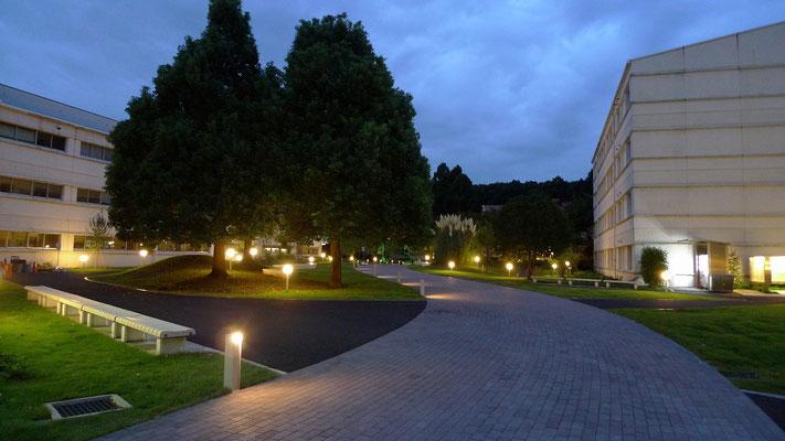 2010' 日本女子大学 西生田キャンパス -KAWASAKI-     (Design:鈴木陽子建築設計事務所+ユニットタネ)