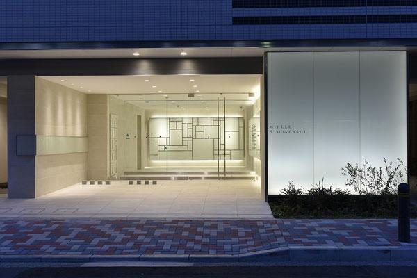 2015'  MIELLE NIHONBASHI  -TOKYO- (Design:ナチュラルデザイン)