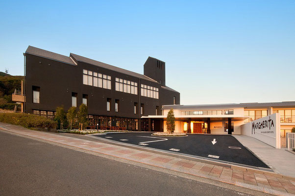 2010'  HOTEL MARGHERITA -NAGASAKI-   (Architect:ファーストキワ・プランニング/遠藤克彦建築研究所)