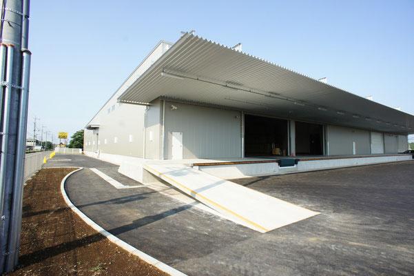 2013'  エムラインズ物流倉庫 -CHIBA-   (Architect:空間工房101)
