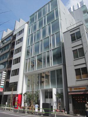 2010'  TSRビル -TOKYO-   (Architect:伊藤潤一建築都市設計事務所)