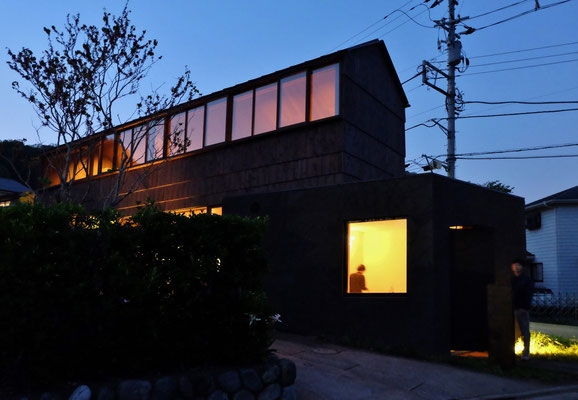 2015'  A HOUSE for OISO -KANAGAWA-  (Architect:DGT.Architects)