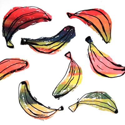 Siebdruck Mehrfarbig Workshop
