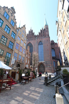 Gdansk  Centro Canon 650D Obbiettivo Canon 10-22 - 3.5 iso 100