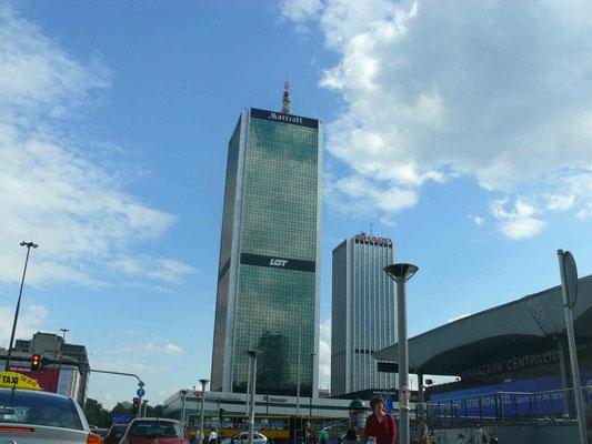 Polonia Varsavia centro - Panasonic FZ50