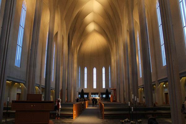 FOTO-Chiesa - Reykjavik centro - Canon 650 D - Obbiettivo 17-55 2.8 - iso 100