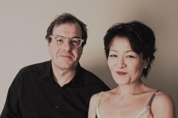 Martin Stegner und Tomoko Takahashi