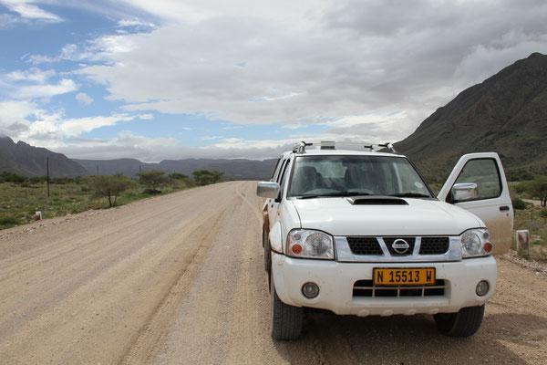 самостоятельные путешествия по Намибии