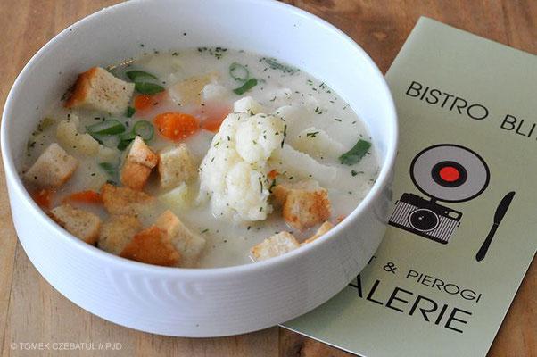 Gemüsesuppe für Vegannnnnnnn...