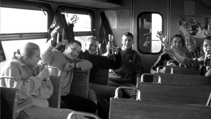 2000 // Gniezno // Partyzug nach Powitz