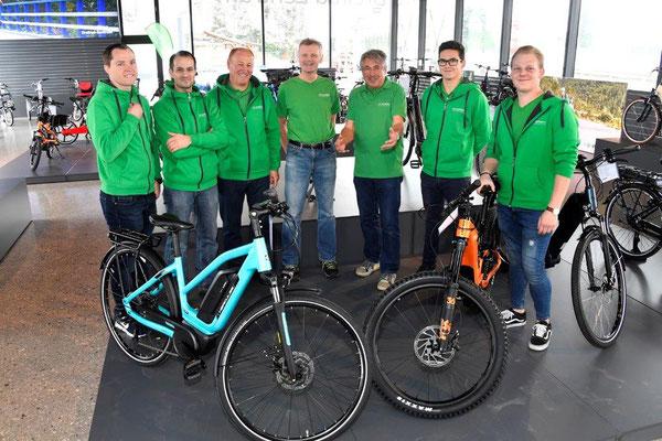 Gelungene Neueröffnung der e-motion e-Bike Welt Bad-Hall