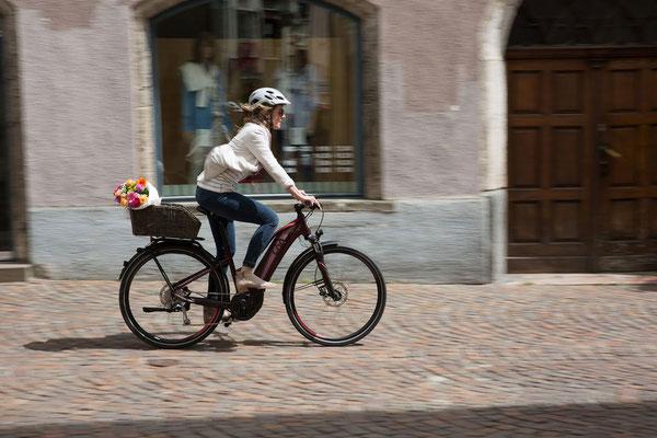 Liv e-Bikes bei den e-Bike Experten in Wien