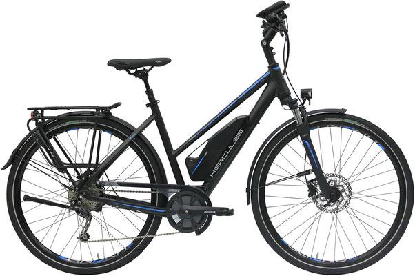 Hercules Alassio Sport 9 City e-Bike, Trekking e-Bike 2019