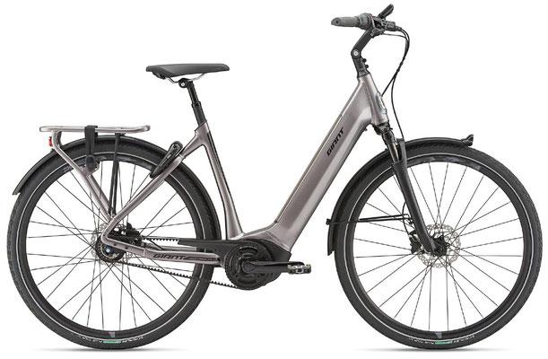 Giant Dailytour E+ 1 BD - 2019 Einrohrrahmen anatrazit Trekking e-Bike 2019