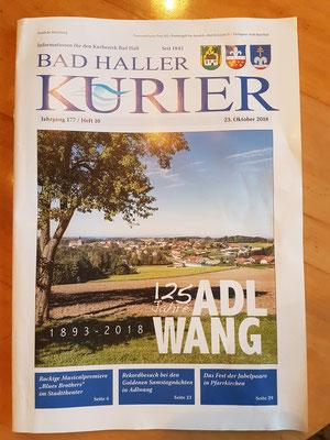 Bad Haller Kurier - e-motion e-Bike Welt Eröffnung