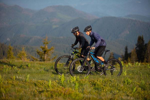 R Raymon e-Mountainbikes, Trekking e-Bikes, City e-Bikes 2019