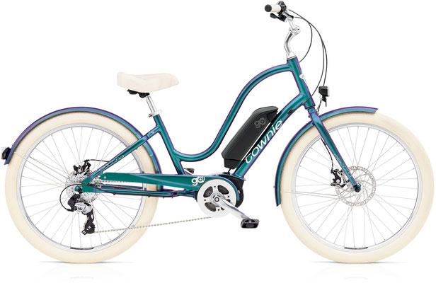 Electra Townie Go! e-Bikes 2019