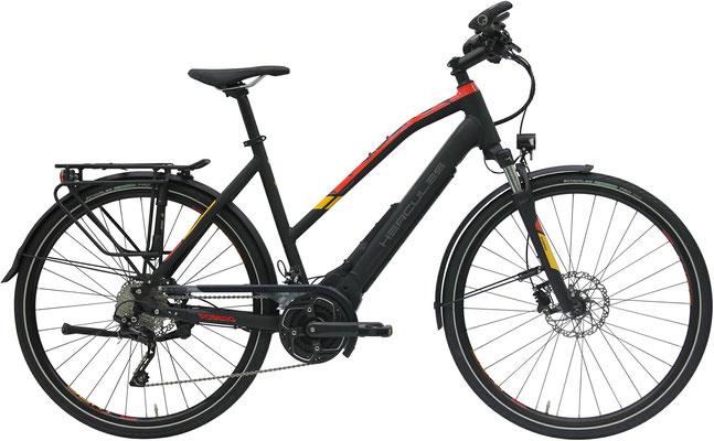 Hercules Pasero I City e-Bike, Trekking e-bike 2019