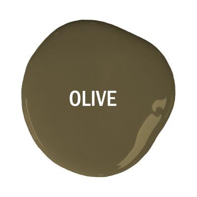 Chalk Paint Olive
