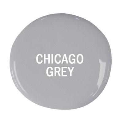 Chalk Paint Chicago Grey