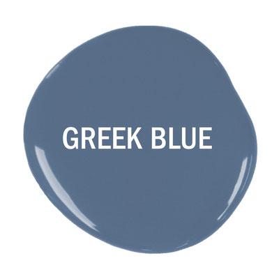 Chalk Paint Greek Blue