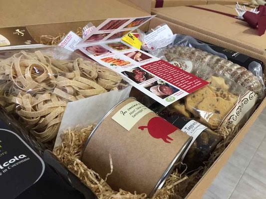 scatola di Natale