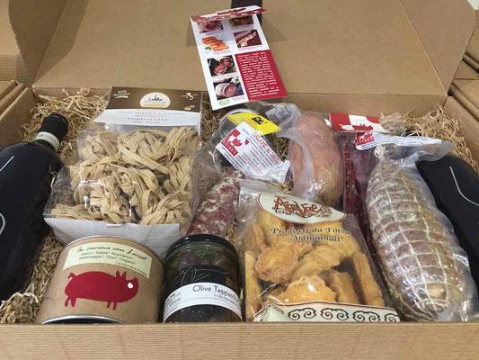 prodotti Luiset in scatola