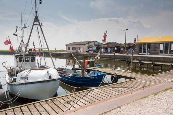 Kleiner Hafen von Kamminke