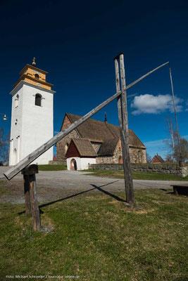 Kirchstadt in Gammelstad