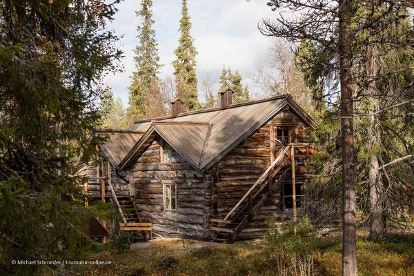 Goldgräberhütte