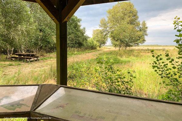 Infopavillon am Openweher Moor