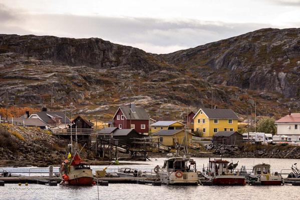 Bugøynes wird auch Little Finland genannt.