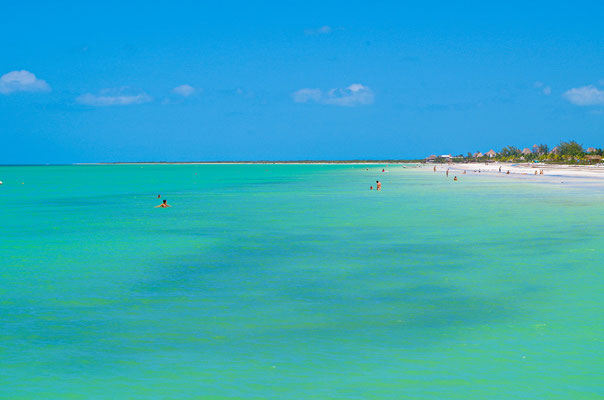 Holbox Dream Beach Front Hotel - Yucatan - Mexique