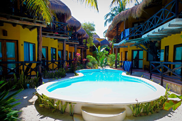 Holbox Dream Beach Front Hotel - Yucatan - Mexique