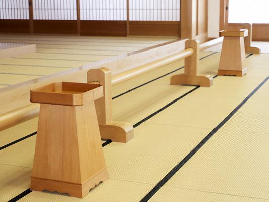 天理教岐美大教会の結界