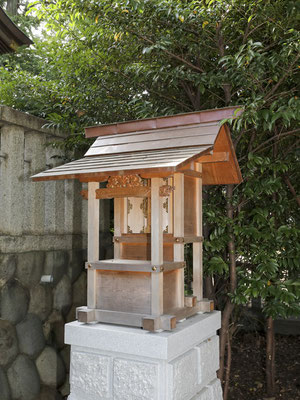 吉野神社の末社