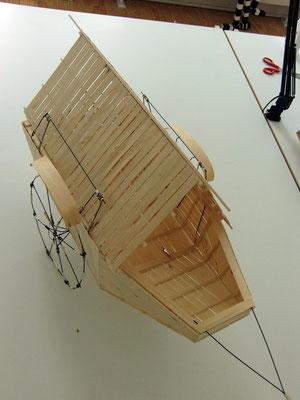 barque  66/32/40 cm