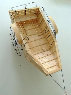 barque  66/32 /40 cm
