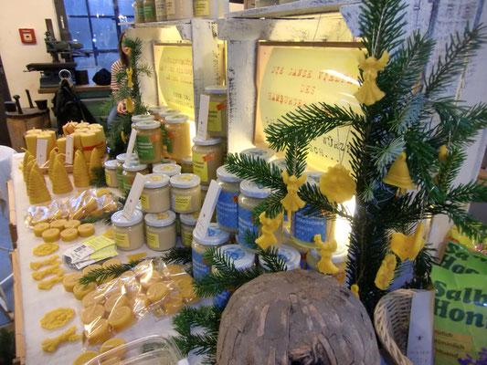 Ökologischer Weihnachtsmarkt Hamburg