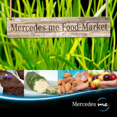 Mercedes me Food-Market Hamburg 2015