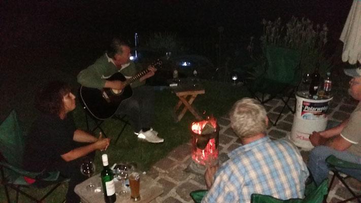 """Die deutsch-österreichische Band """"Granit Combo"""" in Aktion!"""