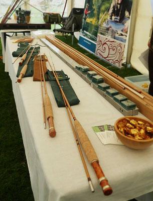Bambus Ruten von Peter Postlbauer aus Linz