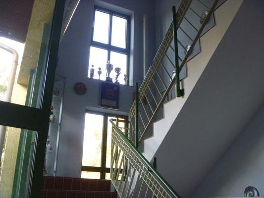 Treppenaufgang