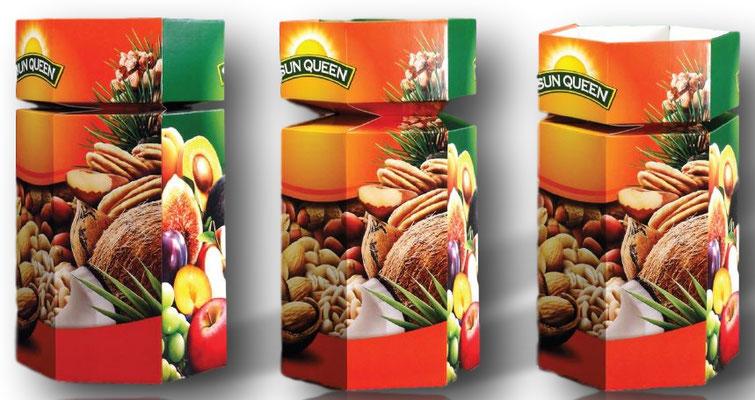 POS Produkte aus Wellpappe: Shelf Ready Packaging (SRP), Thekendisplays, Bodendisplays, Palettendisplays, Versandkartons, Offsetkaschierungen, Bag in Box - von RATTPACK® - Deko + Verpackung